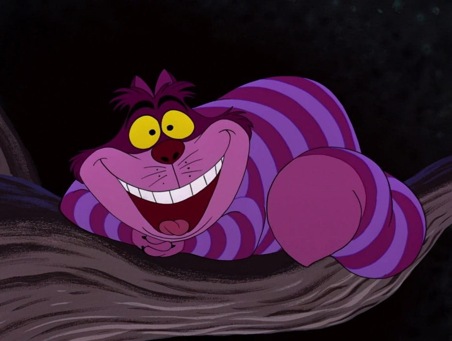 The animated adaption of Lewis Carroll's Alice in Wonderland is one of Disney's most classic productions