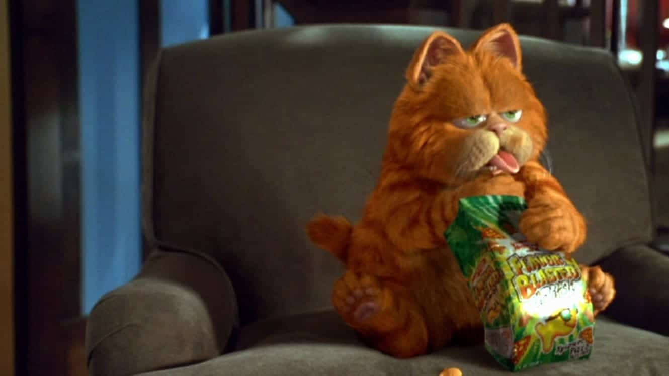 Garfield has been interpreted in many ways – from comics to animation, and finally brought to life in 2004 when Garfield hit the big screen