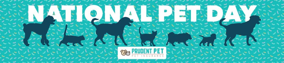 National Pet Day post from Prudent Pet