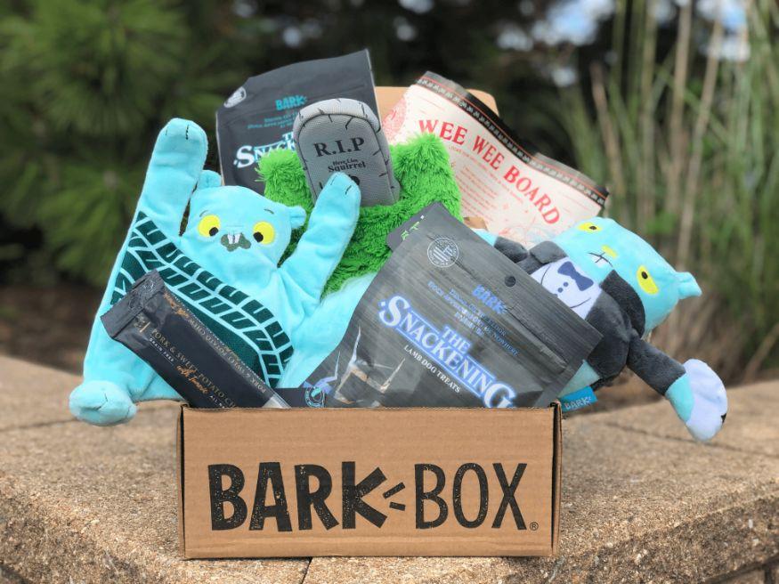 BarkBox giveaway