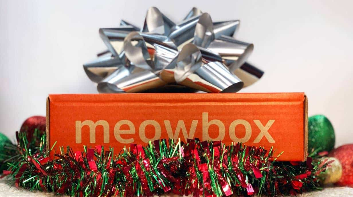 MeowBox and Prudent Pet holiday giveaway