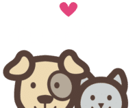 Prudent pet footer logo